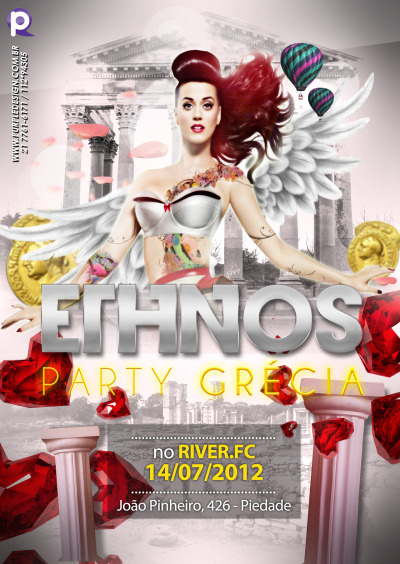 Flyer - Ethnos Party