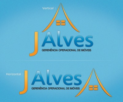 Logotipo - J Alves
