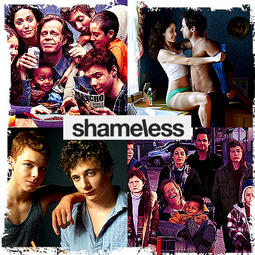 foundmydoctor:  Currently airing shows [1/10] : Shameless (US)(tv meme)