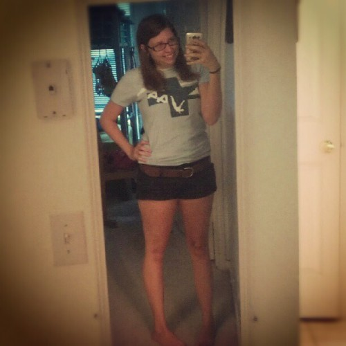 Classic mirror pic #me #mirrorpic #lame #summer (Taken with Instagram)