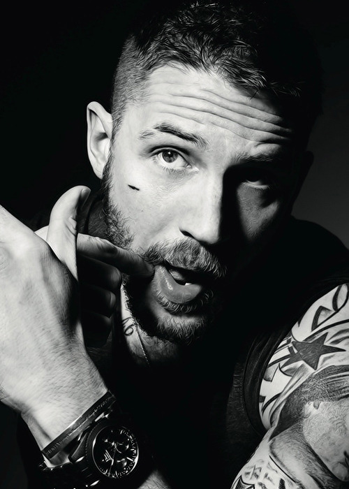 qquite the lips there tom hardy
