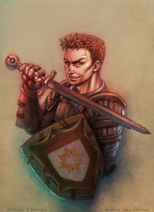 Alistair by sakura-studio