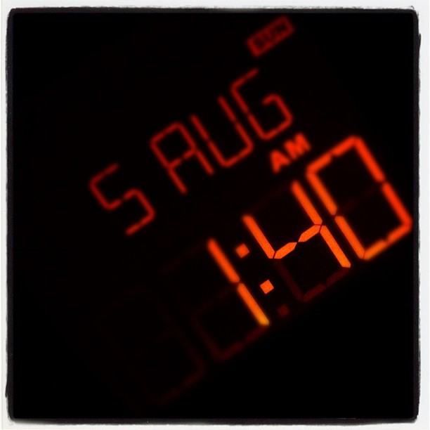 Time to sleep (Taken with Instagram)