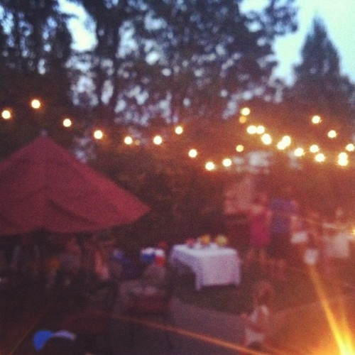 Graduation party  (Taken with Instagram)