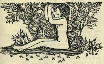 Poems by John KeatsIllustrations by Robert Anning Bell (1898)