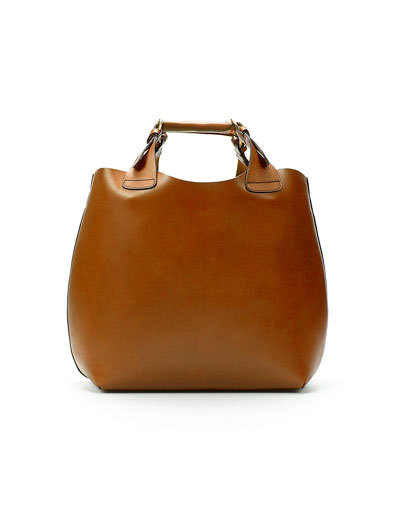 For the Love of Fashion! I Love Love this Zara Handbag.