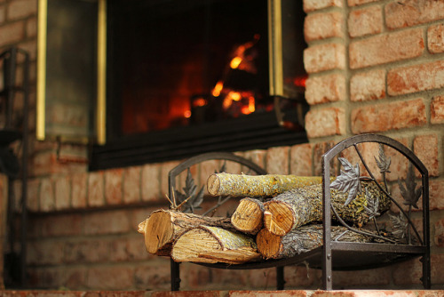 rain-storms:  fireplace by timtolok on Flickr.