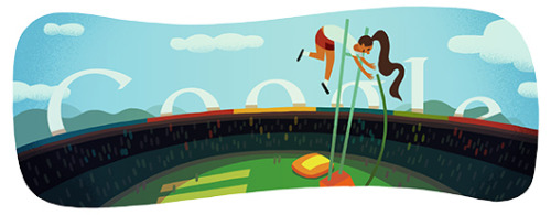 Pole vault! (via Google)