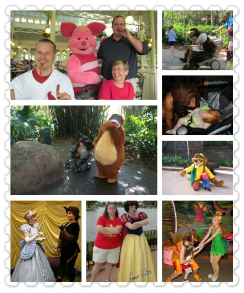 Some of the funniest WDW Character pics EVER!
