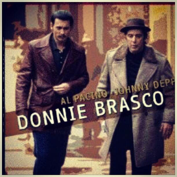 One of my favorites Donnie Brasco #mobweek  (Taken with Instagram)