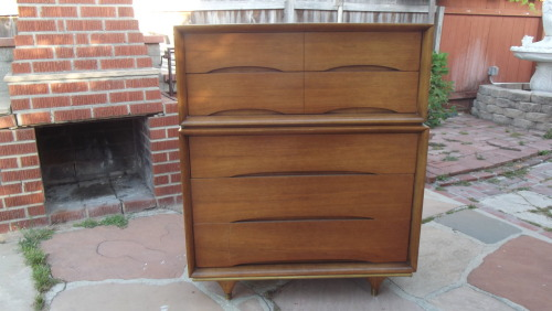 MID CENTURY HIGHBOY- SOLD   40'L/ 20'W/ 4FT HIGH