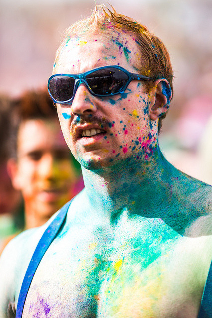 Festival of Colors, Spanish Fork, UT by Thomas Hawk on Flickr.Festival of Colors 2012