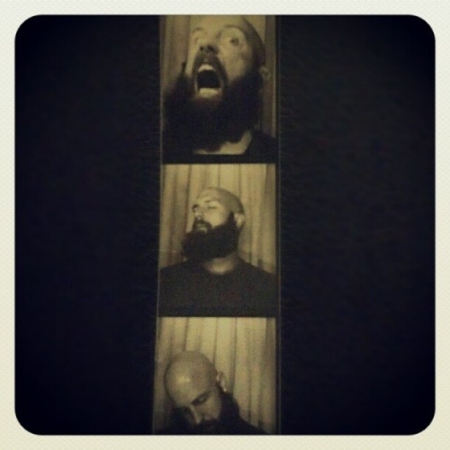 #vintage #photo #booth #art #Savannah #thebutcher  (Taken with Instagram)