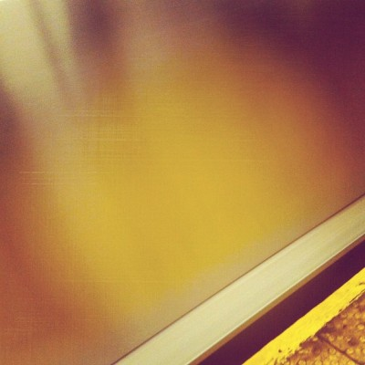 L #ltrain #brooklyn #nyc #subway #metro #summer  (Taken with Instagram)