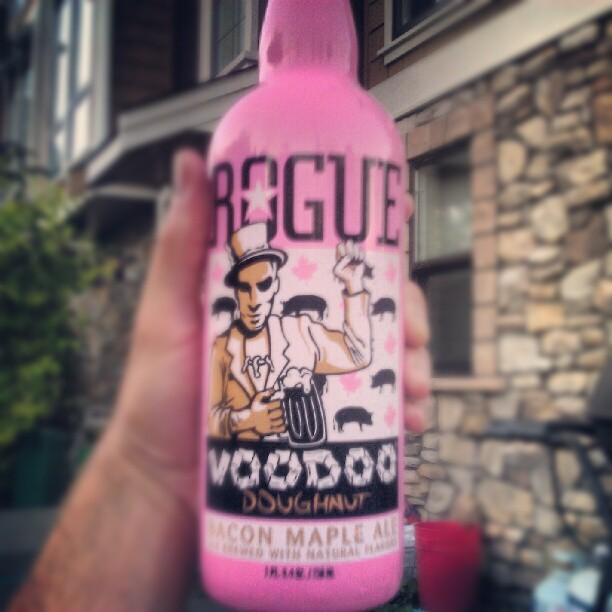 ROGUE Voodoo Donut Bacon Maple Ale… #beer ( http://instagr.am/p/N7mu9SFoRg/ on August 04, 2012 at 08:28PM )