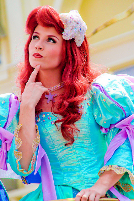 Ariel by abelle2 on Flickr.
