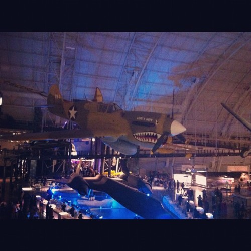 Air and space museum!!!!! (Taken with Instagram)
