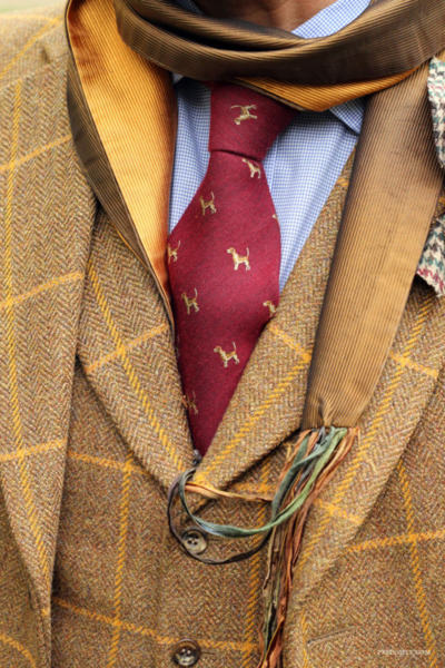 gntstyle:  When in doubt… get tweed!