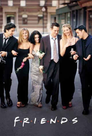 I am watching Friends                                                  136 others are also watching                       Friends on GetGlue.com