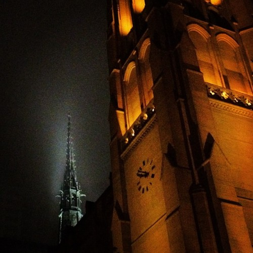 fog (Taken with Instagram at Grace Cathedral)