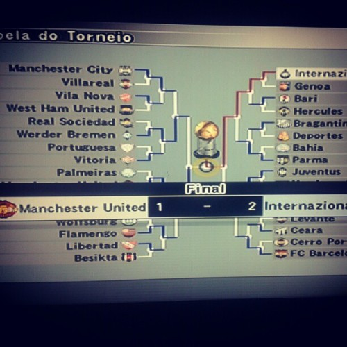 Just chillin' #games #proevolution #pes #ps2 (Publicado com o Instagram)