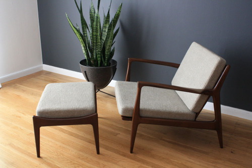 Mid-century lounge chair by IB Kofod Larsen for Selig Source: midcenturymodernfinds.com
