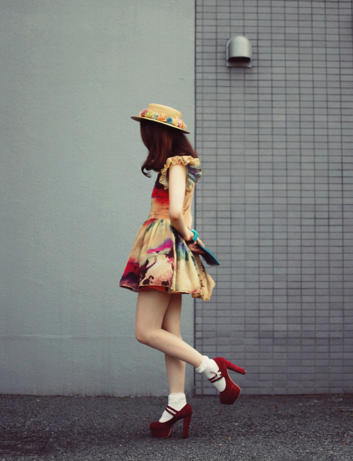 artpixie:  agaricus dress (by tinytoadstool by shan shan)