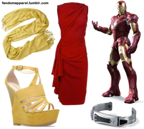 Iron Man (Prom) (requested by anon)