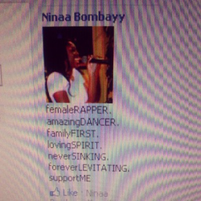 Find my fan page on Facebook !! Support me (: (Taken with Instagram)