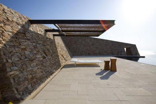 Cliffhanger House | Antiparos |  decaArchitecture