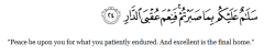 thatarabgirl:  I was reading Surah Al Raad, and this specific ayah really got to me for some reason, I got very emotional…it is referring to what the Angels are going to say to the people entering Jannah… يــــارب اجعلنا من أهل الجنة أجمعين…أمين