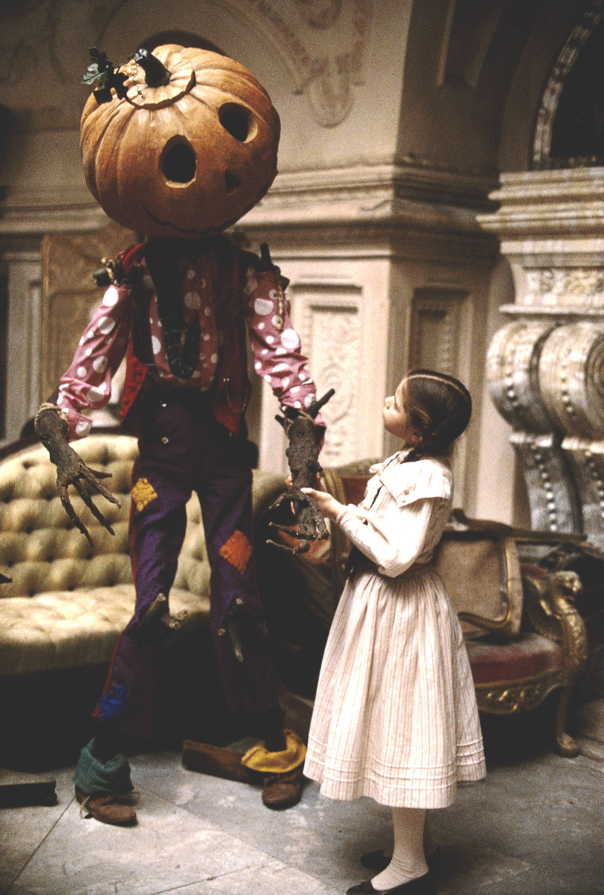 helenofdestroy:   Return to Oz  this movie always scared the shit out of me as a kid