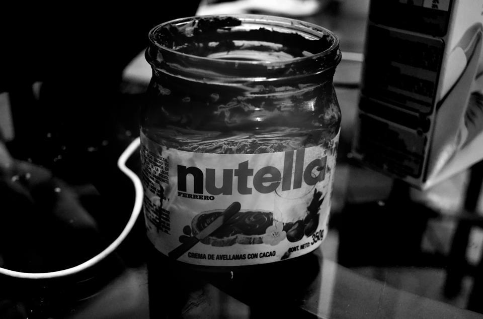 Nutella at Katur's