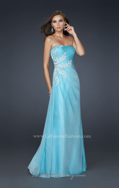 La Femme 17507 Available at www.missesdressy.com