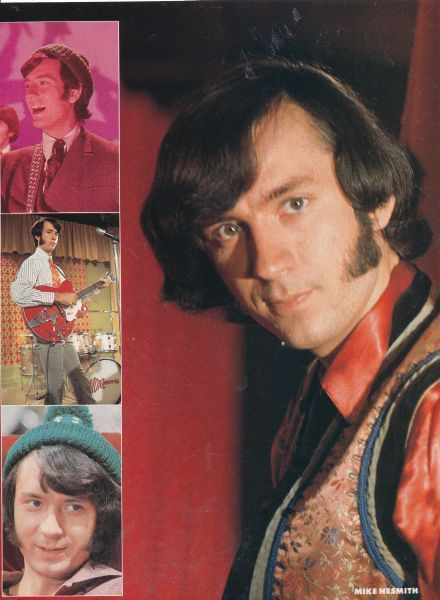 a-woolen-hat-named-nesmith:  Mike Nesmith pin up