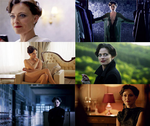"Favourite Characters: Irene Adler  ""This is how I want you to remember me. The woman who beat you."""