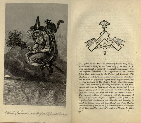 day-without-sun:  Demonology and Witchcraft by Sir Walter Scott, Bart. ; in a series of letters addressed to J.G. Lockhart.