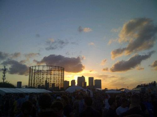 Eastern Electrics Festival, North Greenwich, London