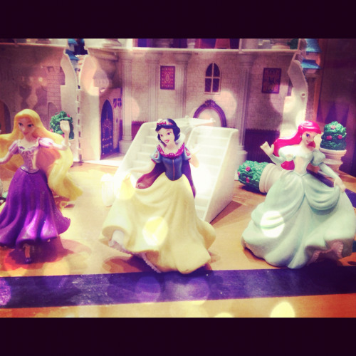 My favorite Princesses :)