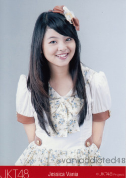 @jcvanJKT48's Photo in Flower Seifuku.