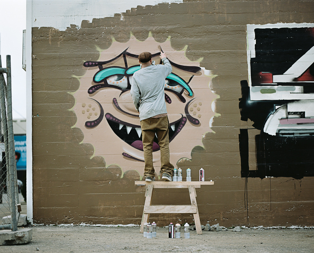 Took some photos of GHST and Drypnz painting a couple of weeks ago. Check them out.http://agoodthinggone.wordpress.com/2012/08/05/wellington-graffiti/