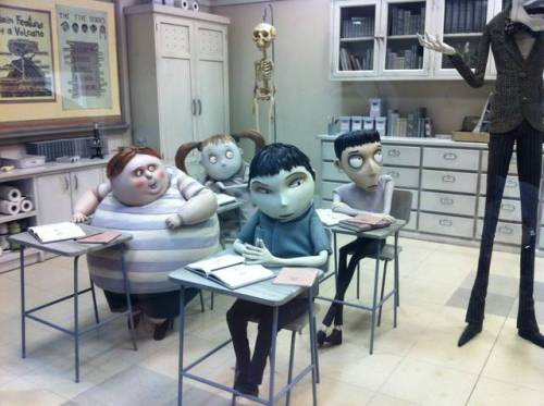The Art of Frankenweenie, le nostre foto della mostra dedicata a Tim Burton (via The Art of Frankenweenie, le nostre foto della mostra dedicata a Tim Burton | Il blog di ScreenWeek.it)