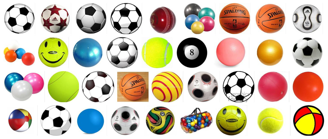 """Ball,"" Google Image search by Rob Walker, August 2, 2012"