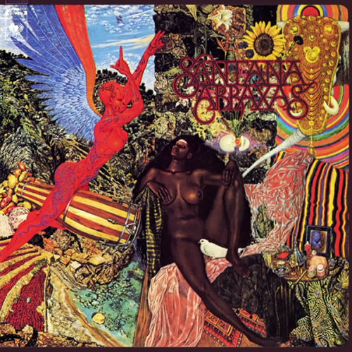 Guitar Album's That Made A Difference…..  Santana - Abraxas (1970)