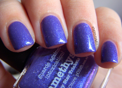 thepolishwell:  piCture pOlish: Amethyst!