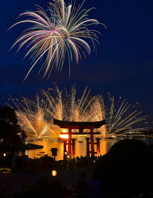 mywdw:  Does Japan own the rights to awesome IllumiNations photos?