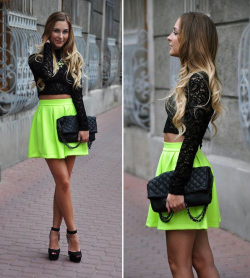 Stunning outfit, Karina!For reasons unknown (by Karina P.)