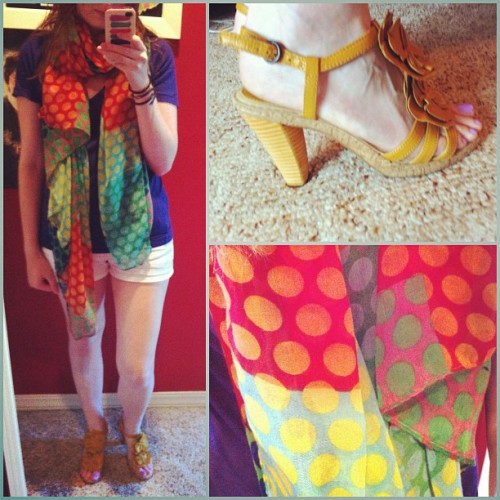 4 august 2012. scarf | nordstrom. top | victoria's secret. shorts | abercrombie. shoes | nordstrom (years ago).