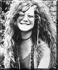 Fashion Icon - Janis Joplin, the epitome of 60s style.