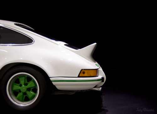 One of my favorite Porsche, one of the first 911 RS from the 70's.   From http://swissstash.tumblr.com (I'm truley sorry i missed your link in the prev. post). @swissstash